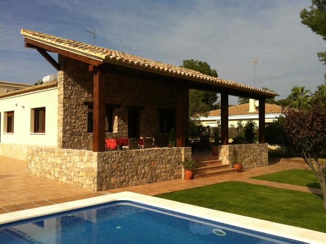 Casa del porche de piedra - Casas del mediterraneo valencia ...
