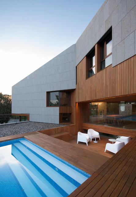 Casa monteprincipe for Casas con balcon y terraza