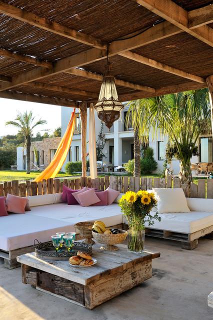 Mediterráneo Porche mediterranean-porch