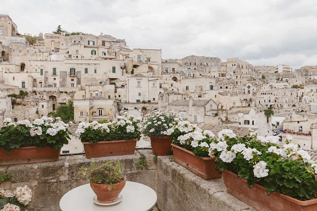 A Casa Di Brunella Mediterranean Deck Other By
