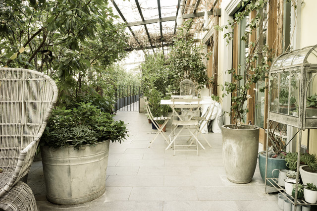 Candido interno milanese - Shabby-chic Style - Deck - Milan - by ...