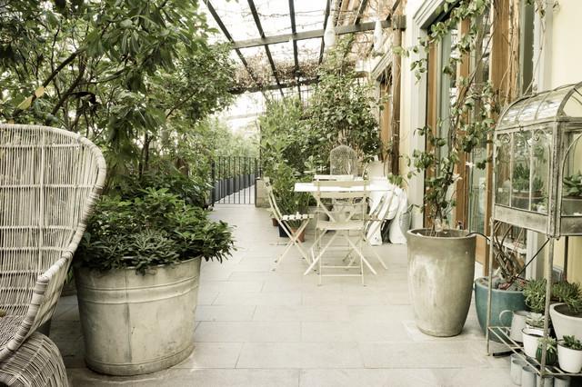 Foto e Idee per Terrazze e Balconi - terrazze e balconi shabby-chic ...