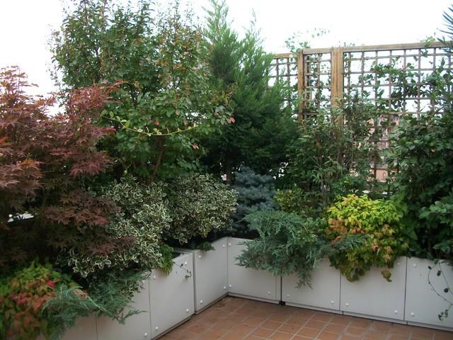 Giardino for Arredare terrazzi piccoli