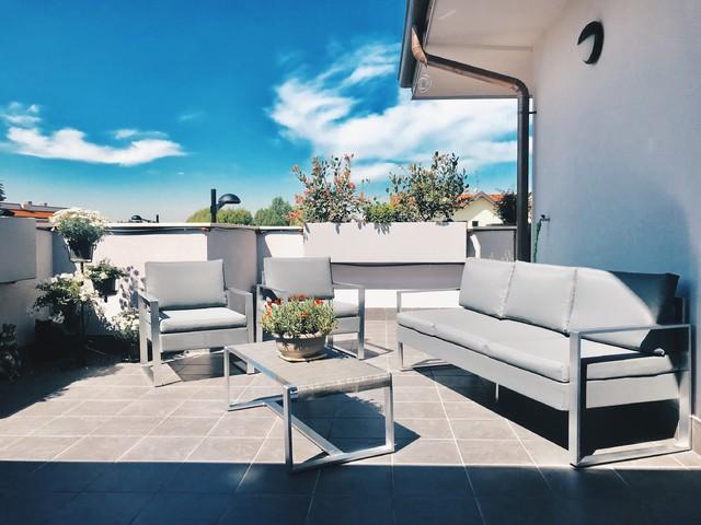 Ispirazione per terrazze e balconi moderni