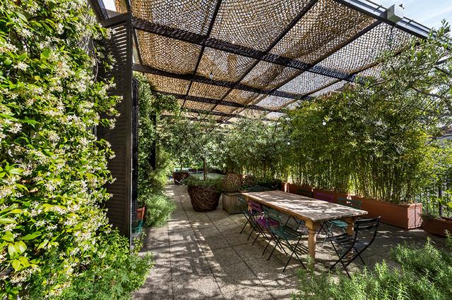 Terrazza, Navigli Milano - Shabby-chic Style - Terrace - Milan - by ...