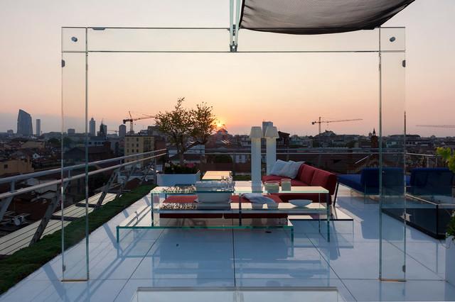 The Terrace | La Terrazza di Santambrogiomilano - Contemporary ...