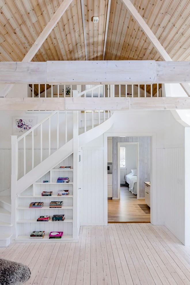 Idéer för stora minimalistiska trappor