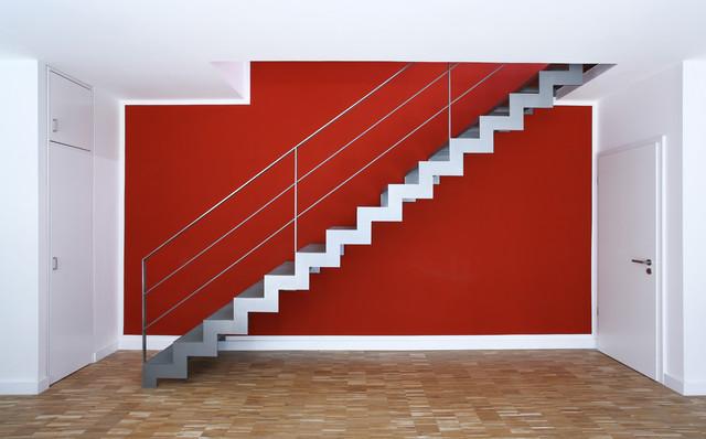 altbausanierung aachener str k ln modern treppen k ln von pannhausen architektur. Black Bedroom Furniture Sets. Home Design Ideas
