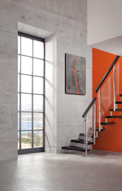 bolzentreppe bolero modern treppenhaus other metro. Black Bedroom Furniture Sets. Home Design Ideas