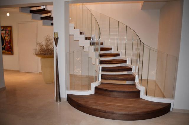 die holz cobra bogentreppe mit geweitetem antritt. Black Bedroom Furniture Sets. Home Design Ideas