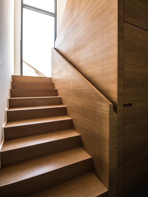 Treppen architektur einfamilienhaus  Einfamilienhaus Saarwellingen - Modern - Treppen - Sonstige - von ...