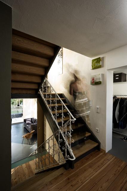erweiterung privathaus jones. Black Bedroom Furniture Sets. Home Design Ideas