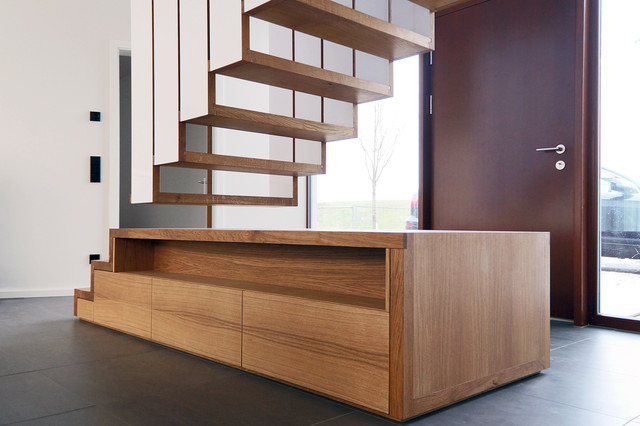 h ngende treppe modern treppen sonstige von byrnstr m m belbau. Black Bedroom Furniture Sets. Home Design Ideas