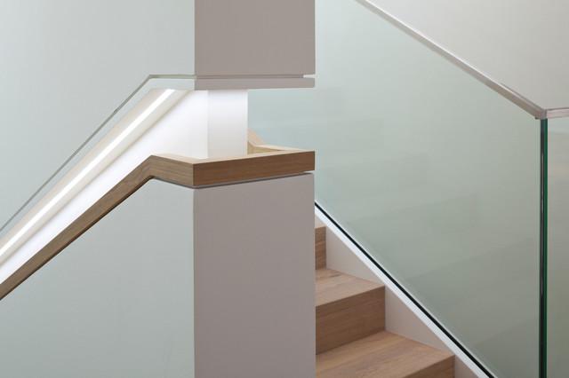Favorit Handlauf - Modern - Treppen - Essen - von ARCHITEKTEN BRÜNING REIN CM37