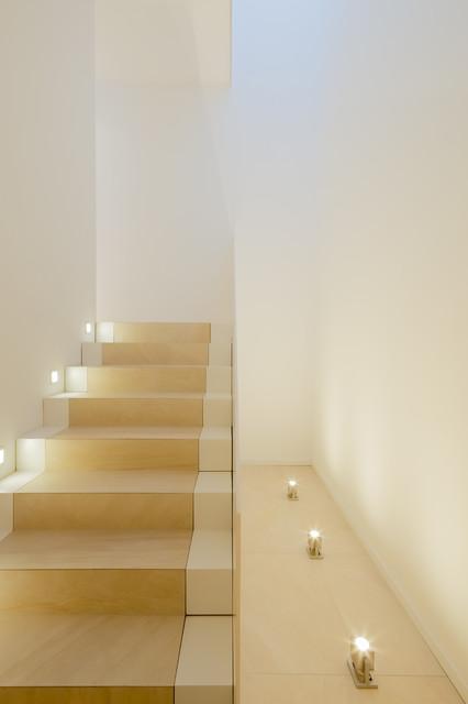 haus h minimalistisch treppen d sseldorf von. Black Bedroom Furniture Sets. Home Design Ideas
