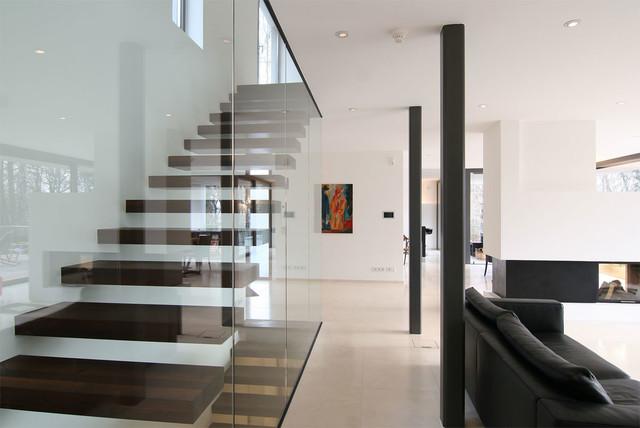 Haus Interior Design haus k i modern staircase munich by kutschker leischner
