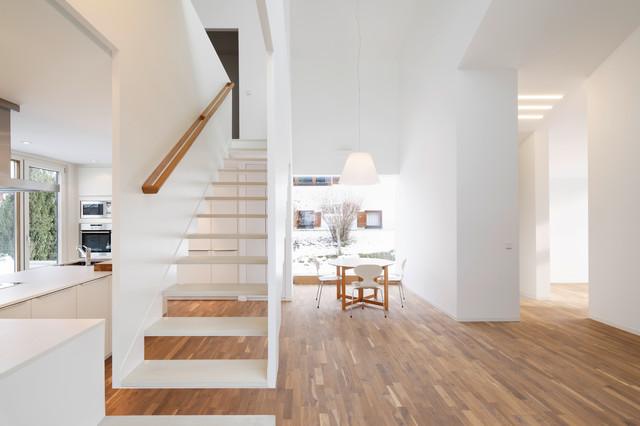 haus k offener wohnbereich prinzmetal b ro f r interaktive architektur. Black Bedroom Furniture Sets. Home Design Ideas