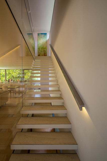 Haus KR Contemporary Staircase