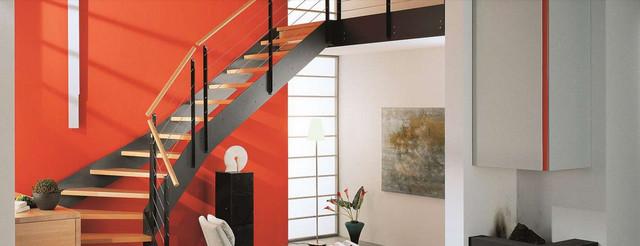 Arcus Treppen loft treppe modern treppen köln arcus treppen