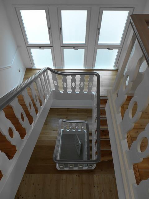 Modernisierung / Rekonstruktion einer Villa, Frankfurt am ...