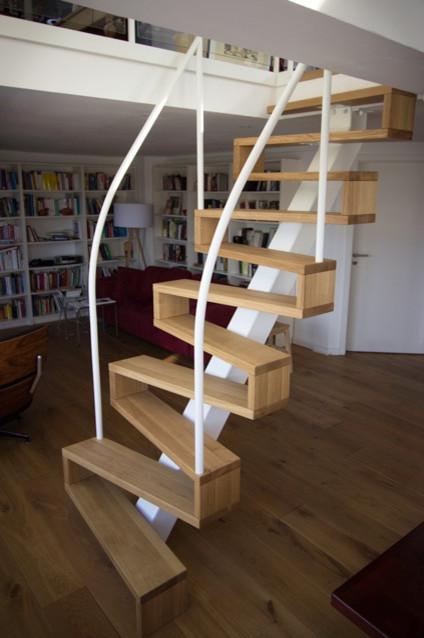 Treppen Frankfurt raumspartreppe frankfurt modern treppen sonstige