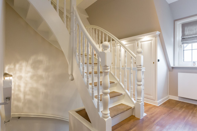 Landhausstil Bilder landhausstil treppen ideen design bilder houzz