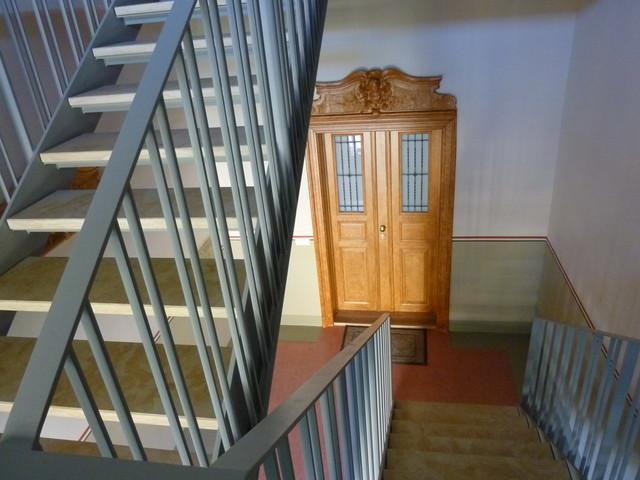 Treppen Dresden sanierung denkmalgeschütztes wohngebäude wetroer straße 7 dresden