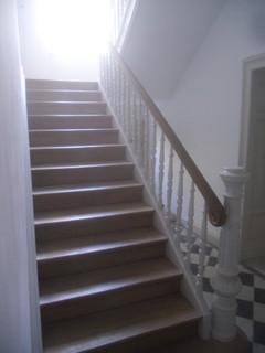 sanierung gr nderzeithaus treppenhaus treppen. Black Bedroom Furniture Sets. Home Design Ideas