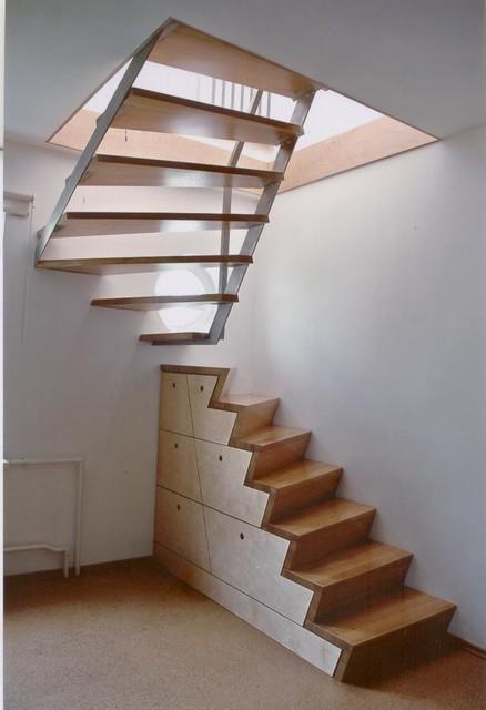 Treppenschrank Modern Treppen Sonstige Von Mitsching Mobel