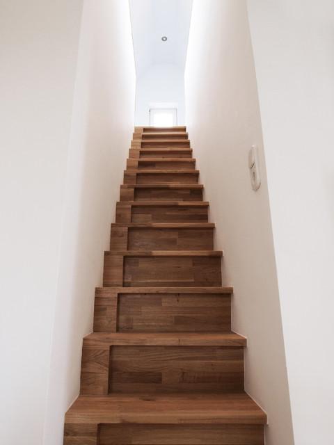 Architektur Möbel umbau einfamilienhaus hh rahlstedt modern treppen hamburg