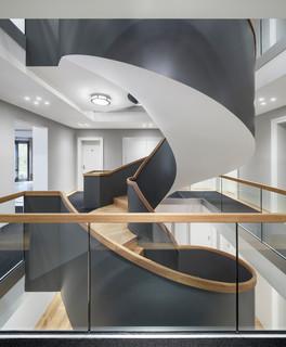Moderne Treppen Ideen.Moderne Treppen Ideen Design Bilder Houzz