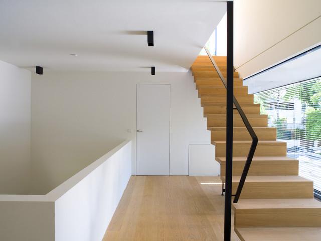 Villa treppenhaus modern  Treppenhaus Modern ~ kreative Ideen der Inspiration für Interieur ...