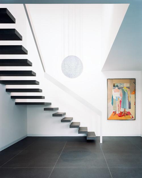 ein berblick ber verschiedene treppenarten. Black Bedroom Furniture Sets. Home Design Ideas