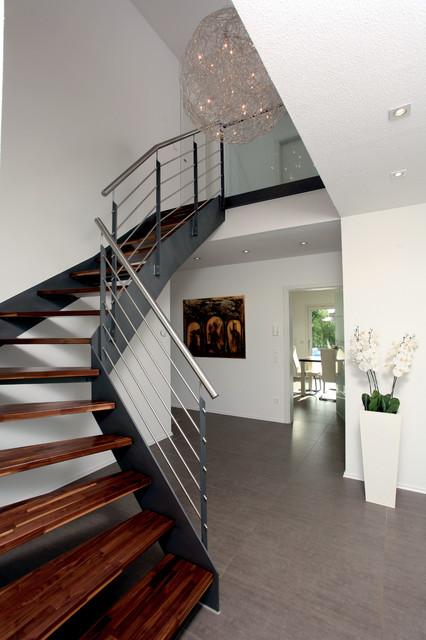 Fingerhaus vio treppe  VIO 302 - Schöner Wohnen, schöner Sparen - Modern - Treppen ...