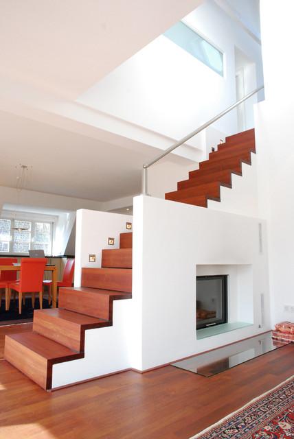 Wohnung 1 Modern Treppen Hannover Von Indigo