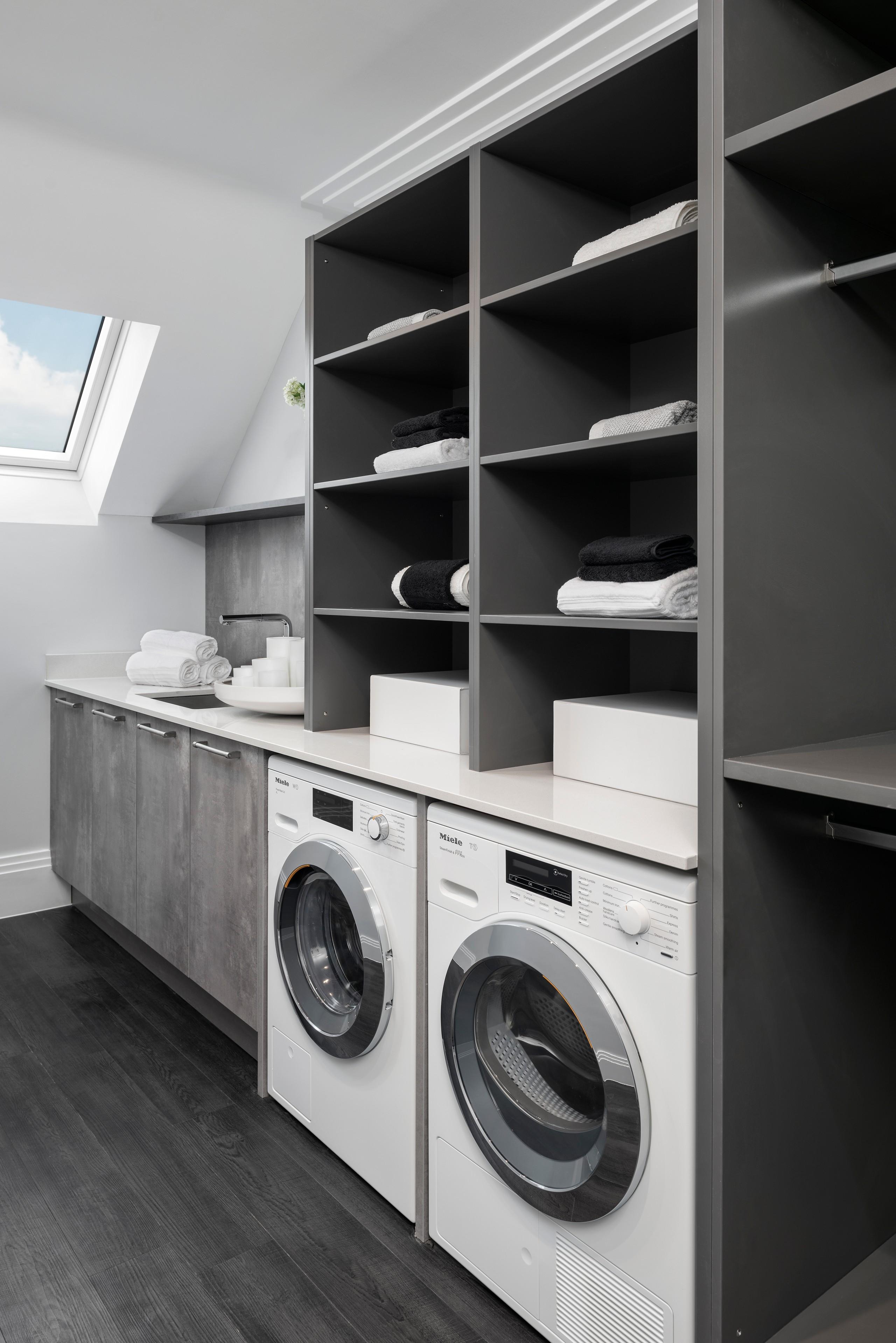 Combination Kitchen Laundry Room Ideas Photos Houzz