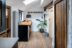 7 Ways to Make the Most of a Small Utility Room