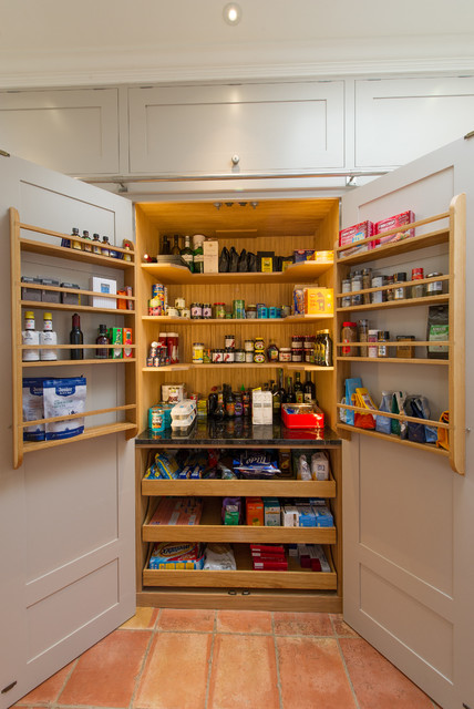 Larder Cabinet Within Themanor House Scullery