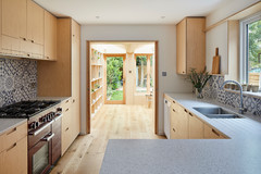 Room Tour: A Plywood Kitchen with a Garden Room Extension