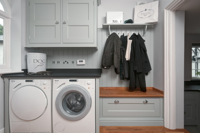 Laundry Room Design Top Loader Small Spaces