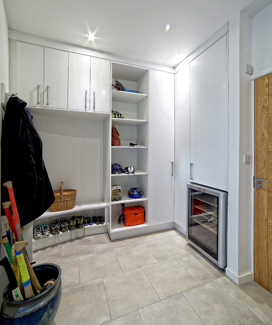 Kitchen Utility Room Renovation In Claygate: Utility Room Remodel