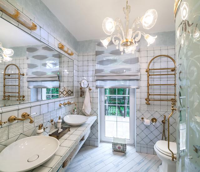 mediterran badezimmer sonstige von. Black Bedroom Furniture Sets. Home Design Ideas