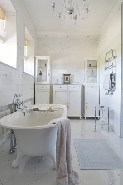Favourite House transitional-bathroom