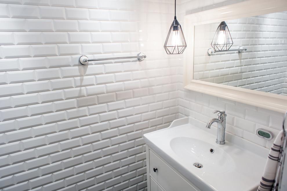 Функциональная Студия - Scandinavian - Bathroom - Saint ...