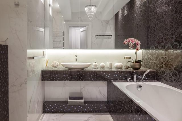 Новые идеи обустройства дома: ванная комната