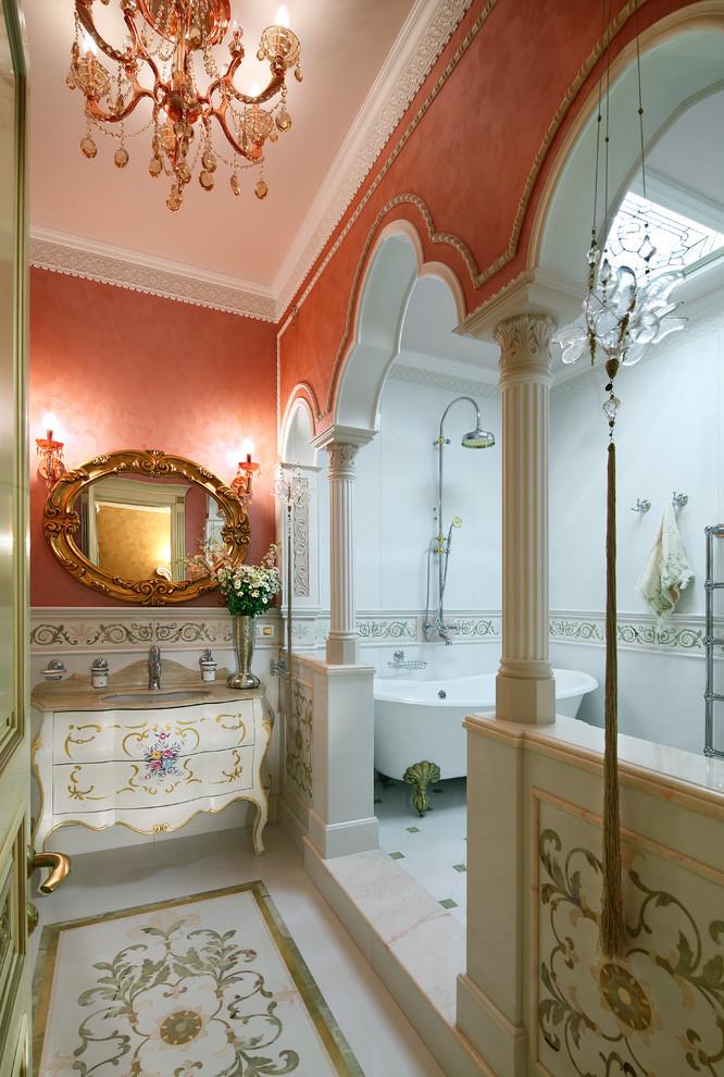 moscow bathroom