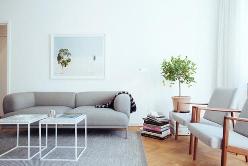 Fint vardagsrum på liten budget – 8 tips under 1 000 kr