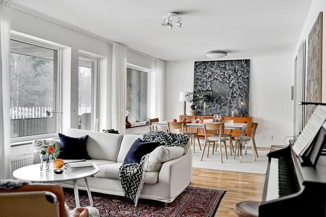 Bobergsgatan skandinavisch wohnbereich stockholm for Yellow wohnzimmertisch