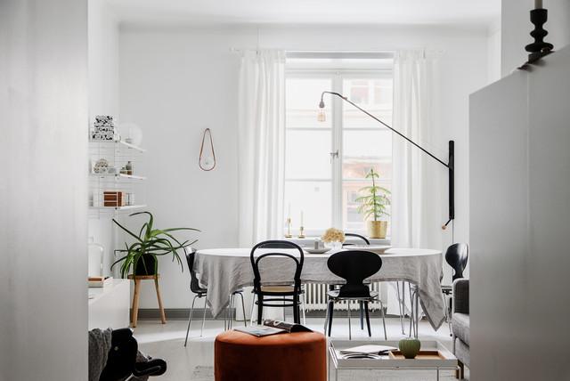 Idéer för minimalistiska vardagsrum