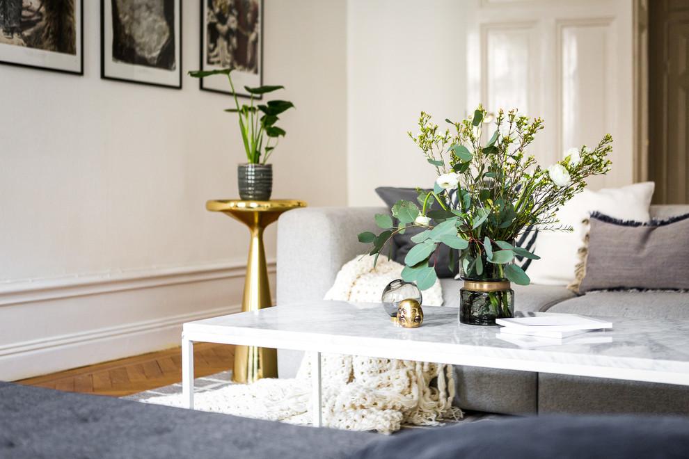 Idee per un soggiorno scandinavo